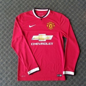 Nike Manchester United Home Jersey 2014 Dri fit
